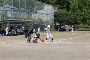 (15)中央リーグ春季リーグ戦(VS小宮シャークスB)(川町少年野球場)2016.05.22
