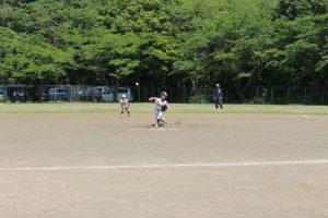 (18)中央リーグ春季リーグ戦(VS小宮シャークスB)(川町少年野球場)2016.05.22